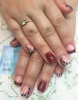 Quan Nail Beauty Nail Art Design